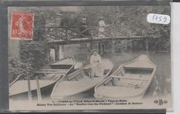 Cpa 1759 Combs La Ville  Maison Vve Guillaume (rare) - Combs La Ville