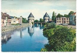 Courtrai - Les Tours Du Broel. - Kortrijk