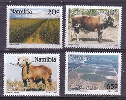 NAMIBIE,  N°636/39,  1990, Cote: 3€,  ( W1903/073) - Namibie (1990- ...)
