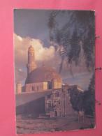 Visuel Très Peu Courant - Yémen - Sanaa - La Mosquée El Boulserria - Scans Recto-verso - Yémen