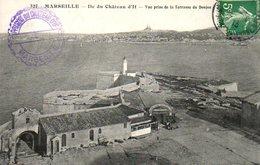 Marseille : Île Du Château D'If Vue Prise De La Terrasse Du Donjon (13) - Château D'If, Frioul, Iles ...