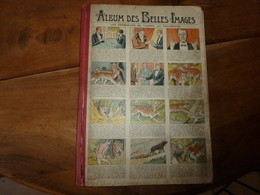 1925-1926 Album Des BELLES IMAGES  Du N° 1082 Daté 11 Juin 1925 Au N° 1132 Daté 27 Mai 1926  (51 Journaux) - Lots De Plusieurs BD