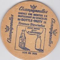 BRASSERIE DE ET A CHAMPIGNEULLES  - MEURTHE & MOSELLE - (54) - SOUS-BOCK. - Sous-bocks