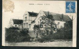 11841  CPA  CREIL (60)  L'Hôpital T.M.K    1921 - Creil
