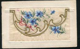 11824  CPA  Sainte-Cécile : Fleurs Peintes Sur Tissu Et Broderie - Fêtes - Voeux