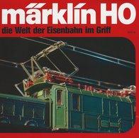 KAT100 Modellprospekt MÄRKLIN H0, 1979, Deutsche Ausgabe - Littérature & DVD