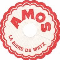 METZ - MOSELLE - (57) - BRASSERIE AMOS - COLLERETTE - Bière