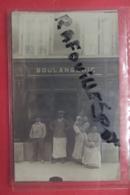 C Photo Boulangerie A Definir  La Famille Courvoisier - Autres