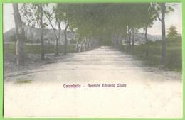 Catumbela - Avenida Eduardo Costa - Angola - Angola