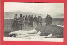 ALBANIE SOROWITCH 1914 1918 LE CIMETIERE CARTE EN TRES BON ETAT GUERRE WWI - Guerra 1914-18