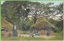 Lourenço Marques - Subúrbios - Environs - Ethnique - Ethnic - Maputo - Moçambique - Mozambique