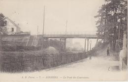 HAUTS De SEINE - A.D. Paris - 7 - ASNIERES -Le Pont Des Couronnes - Asnieres Sur Seine