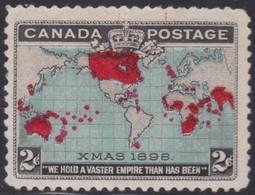 Canada   .   Scott     .   86     .     (*)    .   No Gum    .   /    .   Geen Gom - Unused Stamps