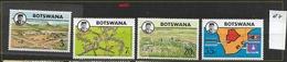 BOTSWANA  -1974 The 10th Anniversary Of University Of Botswana, Lesotho And Swaziland ** - Botswana (1966-...)