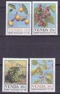 VENDA,  N°112/115, 1985, Cote 3€ , Arbres ( W1903/084) - Venda