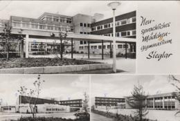 Allemagne - Sieglar Troisdorf - Neu-sprachliches Mädchen-gymnasium - Ecole - Gymnase - Koeln