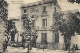 AFFREVILLE BANQUE DE L'ALGERIE - Algérie