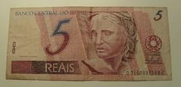 2009/10 ND - Brésil- Brazil - 5 REALS - D 2160097168 C - Brasilien