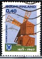 FINLANDIA 177 // YVERT 592 // 1967 - Finlandia