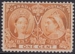 Canada   .   Scott     .    51i      .     O       .    Cancelled    .   /    .   Gebruikt - 1851-1902 Regering Van Victoria