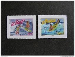 Polynésie: TB Paire N° 876 Et N° 877, Neufs XX. - Polynésie Française