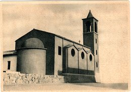 V2005 MESSINA ENTE COLONIZZAZIONE LATIFONDO SICILIANO BORGO GIULIANO LA CHIESA ARCH. BARATTA - Messina