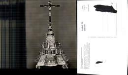 600169,Foto Ak Kostbare Renaissance Automatenuhr Uhr Passionsuhr - Ansichtskarten
