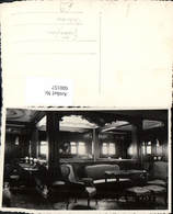 600157,Foto Ak Interieur Grammophon - Ansichtskarten