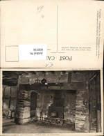 600156,Shakespeares Birthplace Fireplace In Kitchen Herd Ofen Kamin Stratford-upon-Av - Ansichtskarten