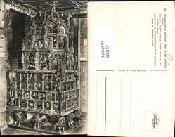 600153,Foto Ak Salzburg Hohensalzburg Festung Gotischer Ofen Goldene Stube - Ansichtskarten