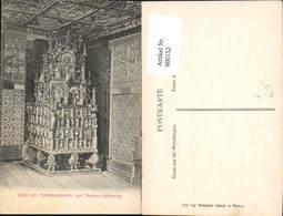 600152,Ofen I. Fürstenzimmer Auf Hohensalzburg Festung Salzburg Kamin - Ansichtskarten