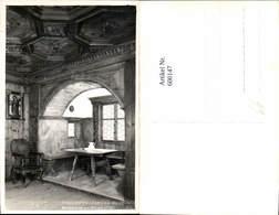 600147,Foto Ak Barockstube Aus Dimaro Einrichtung Interieur Volkskunstmuseum Innsbruc - Ansichtskarten