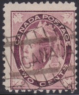 Canada  .  Scott     .  68     .      O    .  Cancelled  .   /    .  Gebruikt - 1851-1902 Regering Van Victoria