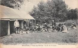 BOUAFLES - Camp Des Pilotins - La T.S.F. Le Soir - Frankreich