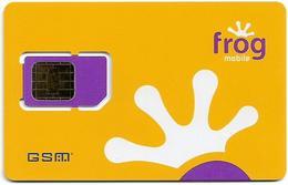 Greece - Frog Mobile Type 1 GSM SIM, Mint - Greece