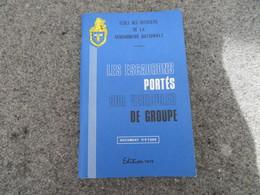 Les Escadrons Portés Sur Véhicules De Groupe - Document D'étude - 0/05 - Livres, BD, Revues