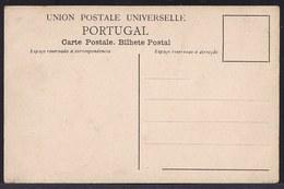 CPA PORTUGAISE - PORTUGAL * MACHAQUITO TOUREANDO DE MULETA  -Troisième Calife De La Tauromachie  * VOIR 2 SCANS - Corrida