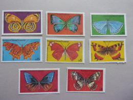 Guinée Equatoriale Papillons Butterfly Schmetterling Farfala Mariposa - Vlinders