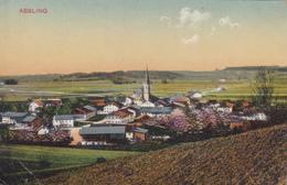463/ Assling, Feldpost 1915, Joh. Lanz Rosenheim - Duitsland