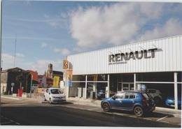 CPM 79 CERIZAY ... Avenue Du Général De Gaulle, Le Garage Renault (Livenais SA020319) - Cerizay