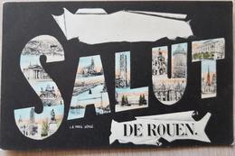 France Salut De Rouen - France