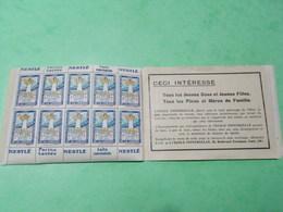 Antituberculeux / Carnet SEINE ET OISE De 1929 Avec Intercalaire TB   TC13 - Antituberculeux