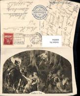 600094,Sagen Geßlers Tod Wilhelm Tell Tellskapelle Küssnacht Wandgemälde - Märchen, Sagen & Legenden