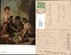 600085,Künstler Ak B. E. Murillo Würfelspieler Spiele Kinder Würfeln Würfelspiel - Spielzeug & Spiele