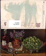 600074,Künstler Ak R. Bodländer Früchtestillleben Stachelbeeren Stillleben Pub Raphae - Recettes (cuisine)