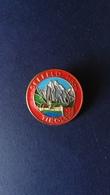Pin Seefeld, Tirol - P689 - Città