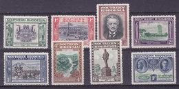 RHODESIE,   N°54/61 , 1940,cote 7.50€ ,  ( W1903/102) - Timbres