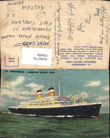 599609,Schiff Hochseeschiff S.S. Independence American Export Lines - Handel