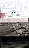 599596,Foto Ak Schiff Hochseeschiff Fährschiff Drottning Victoria Ostseebad Travemünd - Handel