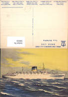 599595,Schiff Hochseeschiff T.s.s. Olympia Greek Line - Handel